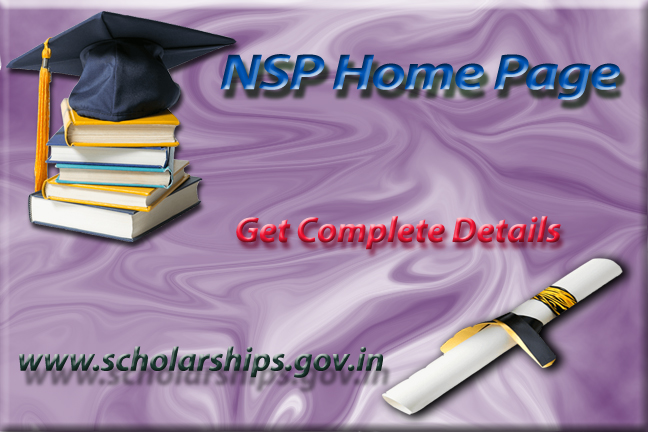 NSP Home Page
