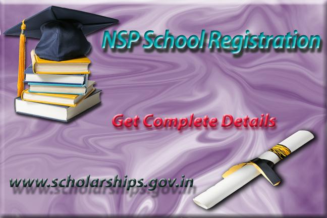 NSP School Registration