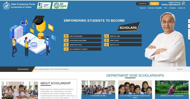 scholarships.gov.in 2021